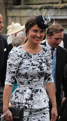 A Famous Pippa, Pippa Middleton