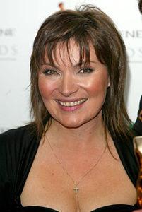The Popular British TV Presenter Lorraine Kelly