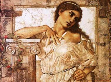 Flora Roman Goddess