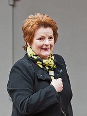 The English Actress Brenda Blethyn