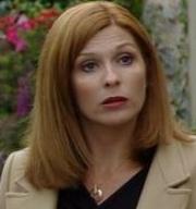 Bernice Thomas from the English soap opera Emmerdale.