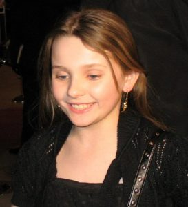 A famous Abigail is the actress Abigail Breslin