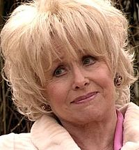 Peggy Mitchell the fictional TV charector