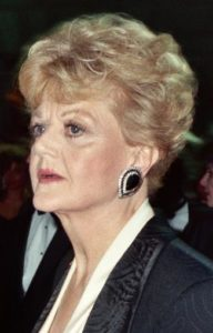 The Famous English Actress Angela Lansbury