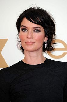 Lena Headey plays Cersei Lannister in hit show 'Game of Thrones'