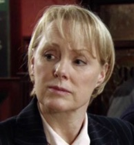 Sally Metcalfe /Webster the fictional character from Coronation Street